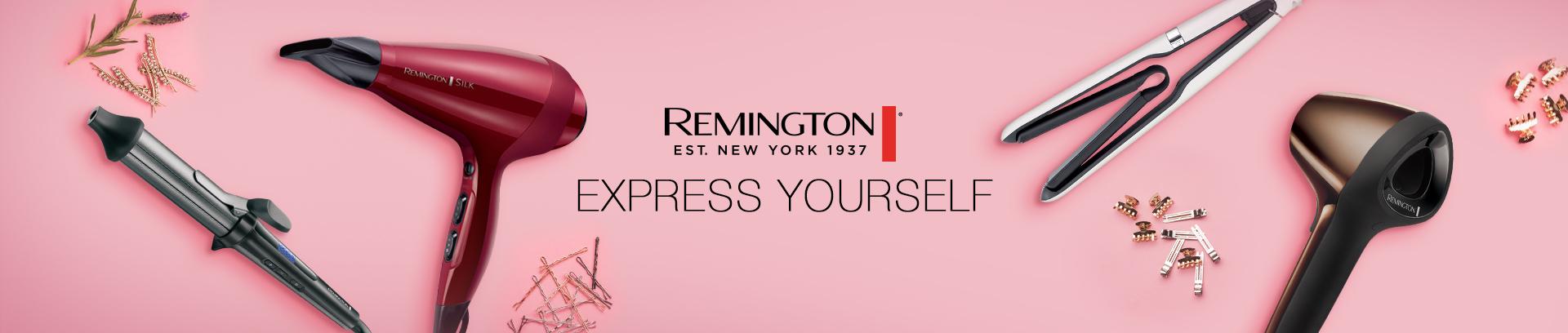 רמינגטון- מכונות תספורת